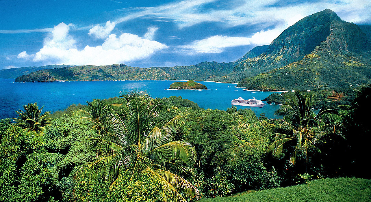 French Polynesia Country Part - 43: Wilderness Travel