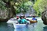 palau rock islands kayaking snorkeling